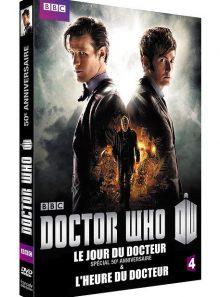 Doctor who : le jour du docteur (spécial 50e anniversaire) & l'heure du docteur