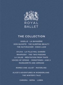 Royal ballet the collection the