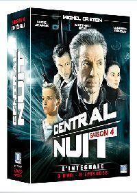 Central nuit integrale saison 4 en 3 dvd