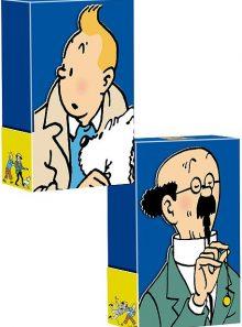 Tintin - coffret professeur tournesol