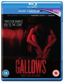 The gallows [blu-ray] [2015]