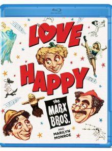 Love happy [blu ray]