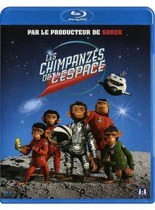 Les chimpanzés de l'espace - blu-ray