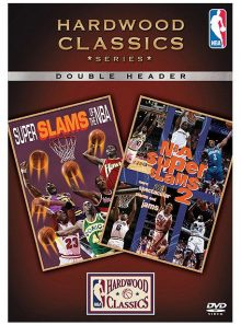 Hardwood classics series : super slams of the nba + nba supers slams 2