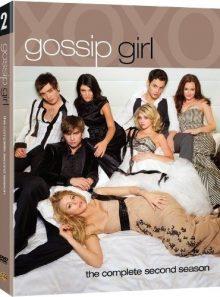 Gossip girl - series 2 - complete [import anglais] (import) (coffret de 7 dvd)