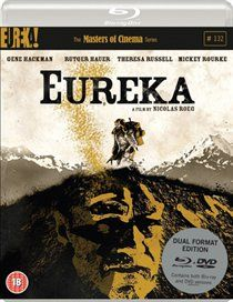 Eureka (1983) [masters of cinema] dual format (blu-ray & dvd)