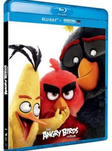 Angry birds - le film - blu-ray + copie digitale