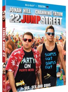22 jump street - blu-ray + copie digitale