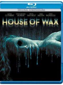 House of wax  - blu-ray