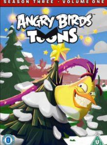Angry birds toons - season 3 volume 1