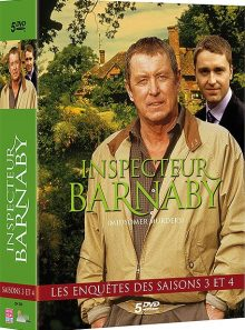 Inspecteur barnaby - saisons 3 & 4