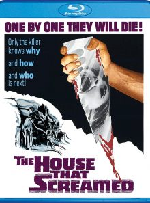 The house that screamed - import us