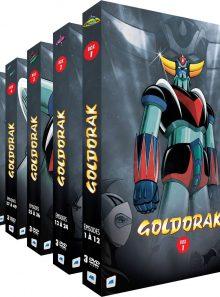 Goldorak - intégrale - pack 6 coffrets dvd - version non censurée