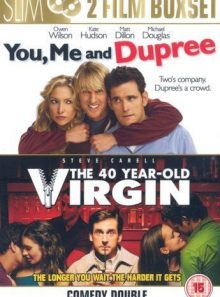 You, me and dupree/the 40 year old virgin
