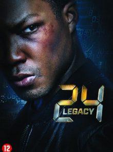 24 legacy - saison 1 (dvd)