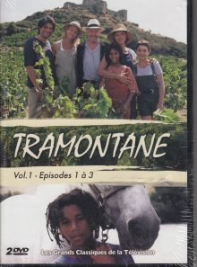 Tramontane, vol. 1 - episodes 1 à 3.