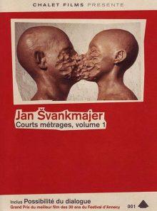 Jan svankmajer - courts métrages - volume 1