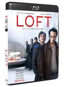 Blu-ray loft de erik van looy