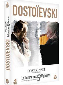 Dostoïevski : l'intégrale de la série + la femme aux 5 éléphants