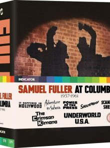 Samuel fuller at columbia (1937-1961)