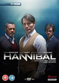 Hannibal: the complete seasons 1-3