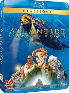 Atlantide, l'empire perdu - blu-ray