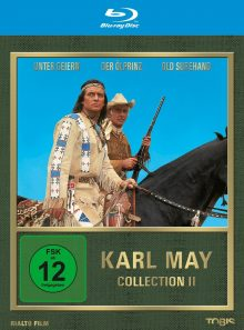 Karl may collection ii (3 dvds)