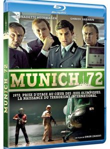 Munich 72 - blu-ray
