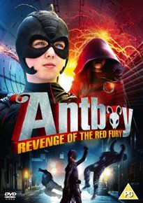 Antboy revenge of the red fury