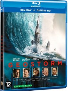 Geostorm - blu-ray + digital hd