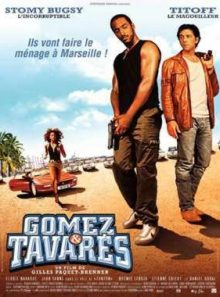 Gomez & tavarès - edition belge