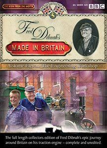 Fred dibnah's made in britain: volume 11 - the engineering...