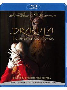 Dracula - édition deluxe - 15ème anniversaire - blu-ray
