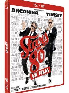 Stars 80, le film - ultimate edition - blu-ray + dvd