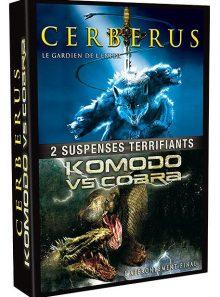 Cerberus + komodo vs. cobra - pack