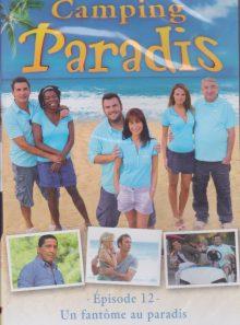 Camping paradis episode 12 - un fantôme au paradis - dvd