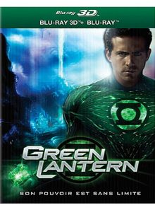 Green lantern - combo blu-ray 3d + blu-ray 2d