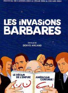 Les invasions barbares - edition belge