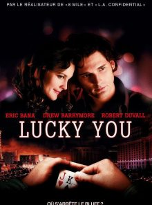 Lucky you: vod hd - achat