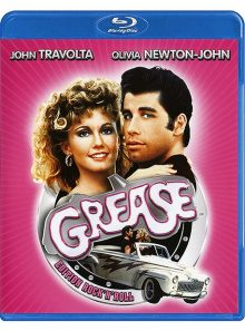 Grease - édition rock'n'roll - blu-ray