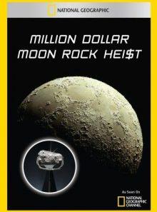 Million dollar moon rock heist