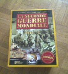 La seconde guerre mondial vol.1