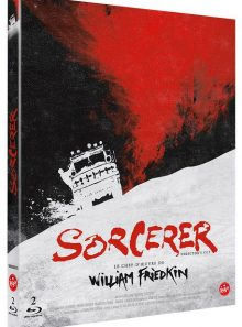 Sorcerer - director's cut - blu-ray