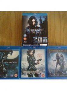 Underworld trilogy (import uk)