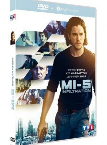 Mi-5 infiltration - dvd + copie digitale