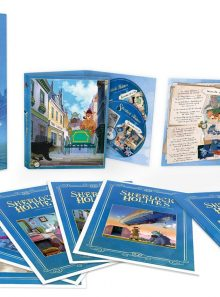 Sherlock holmes - intégrale - collector limitée - combo blu-ray + dvd