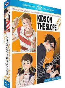 Kids on the slope - intégrale - edition saphir [2 blu-ray] + livret