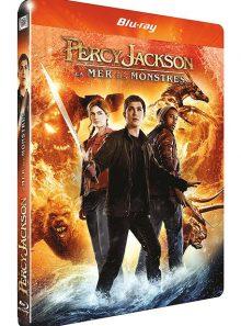 Percy jackson 2 : la mer des monstres - blu-ray