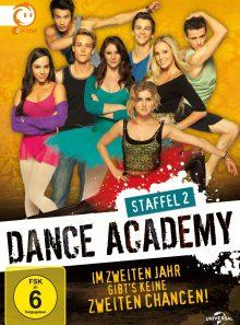 Dance academy, staffel 2 - im zweiten jahr gibt's keine zweiten chancen! (5 discs)
