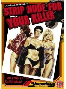 Strip nude for your killer (import)
